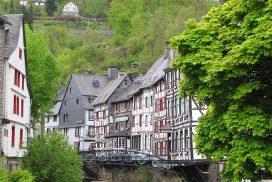 mooie plekken in Duitsland Monschau