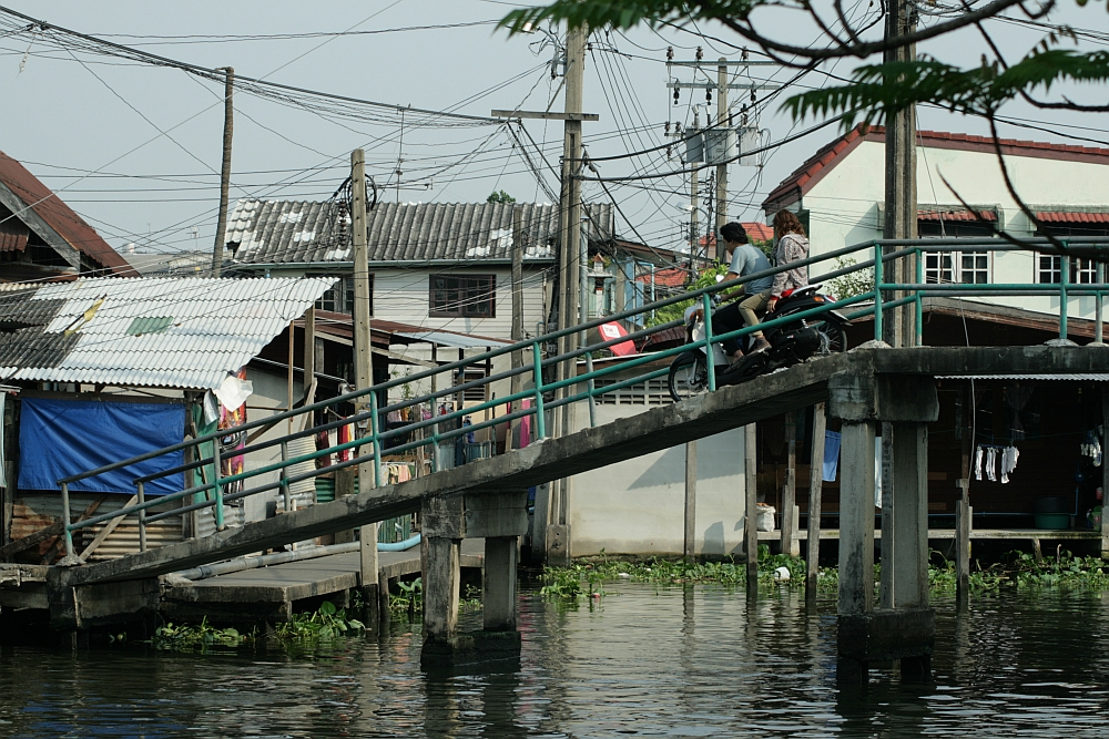 Fietsen in Bangkok3