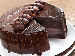Mud Cake en watervallen2, recept Chef's Yaem
