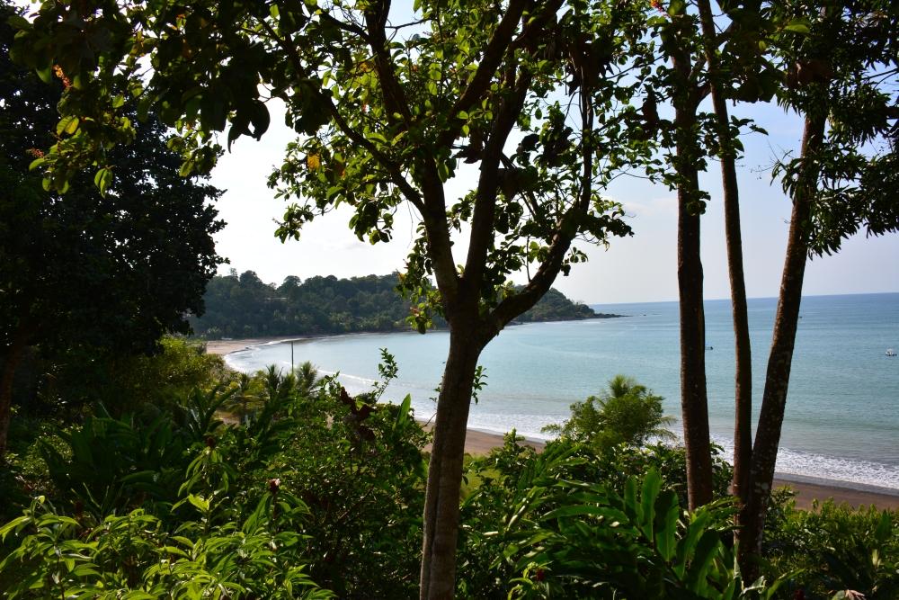 kustwandeling Costa Rica