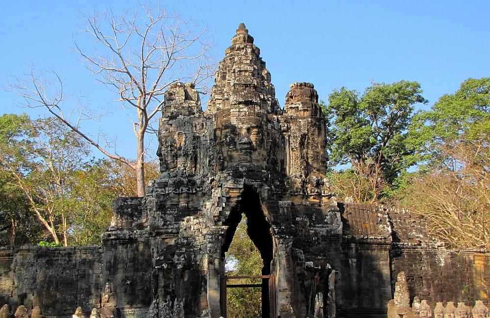 poort Angkor Thom