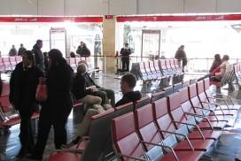 shit happens de bus missen in Mexico