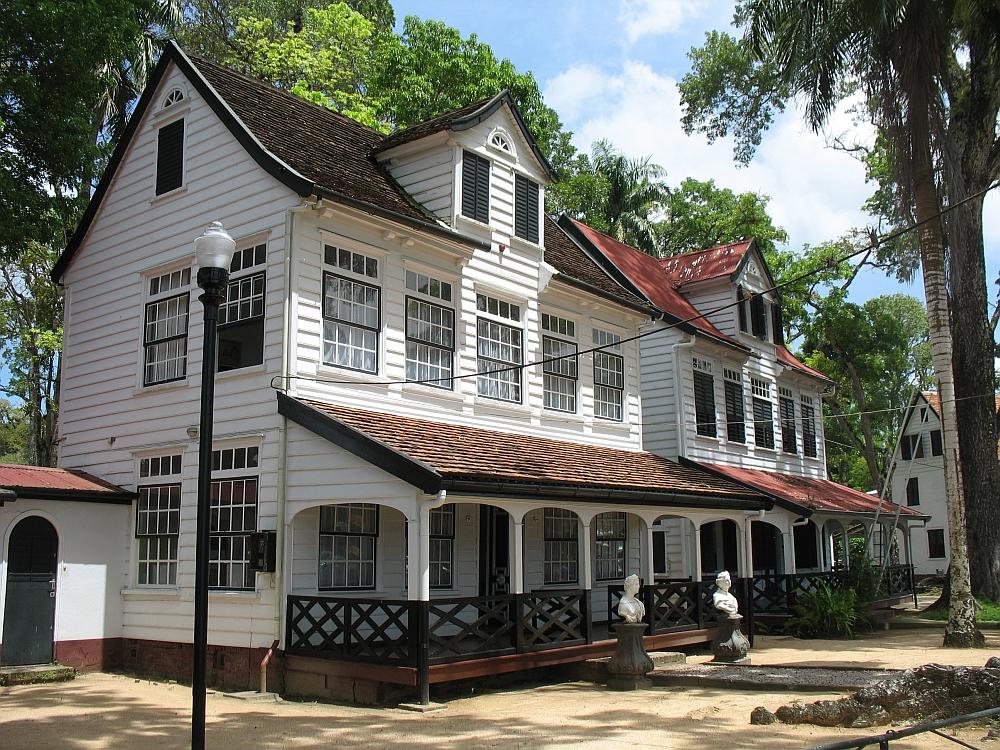 Fietsen Suriname1