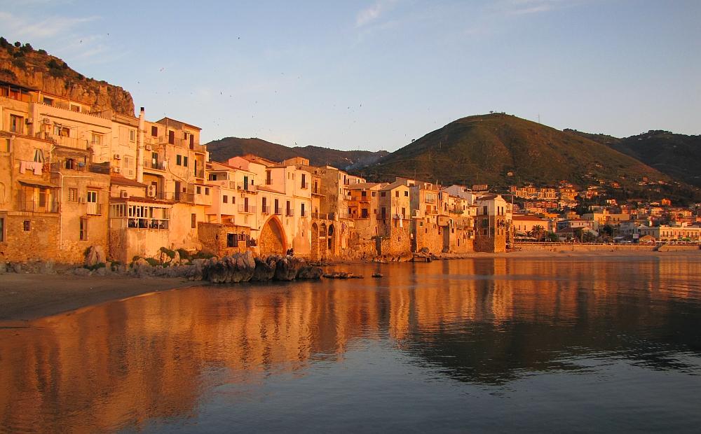 Twee weken op Sicilië Cefalu