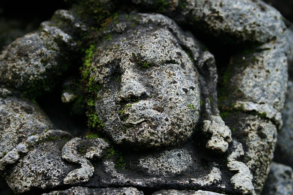 mooiste tempels van Zuidoost Azië detail Borobudur bij yogyakarta
