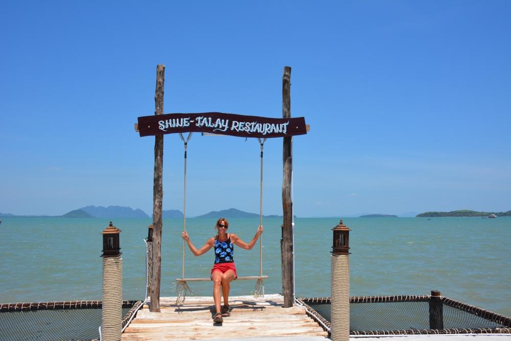 stranden van Koh Lanta