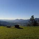 Camping with a view, Eungella National Park