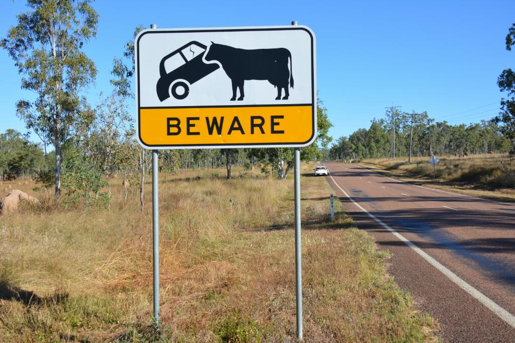 The Great Inland Way mooiste routes in Australië