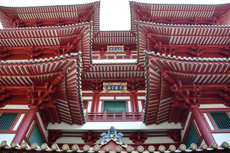 Boedha tempel Singapore