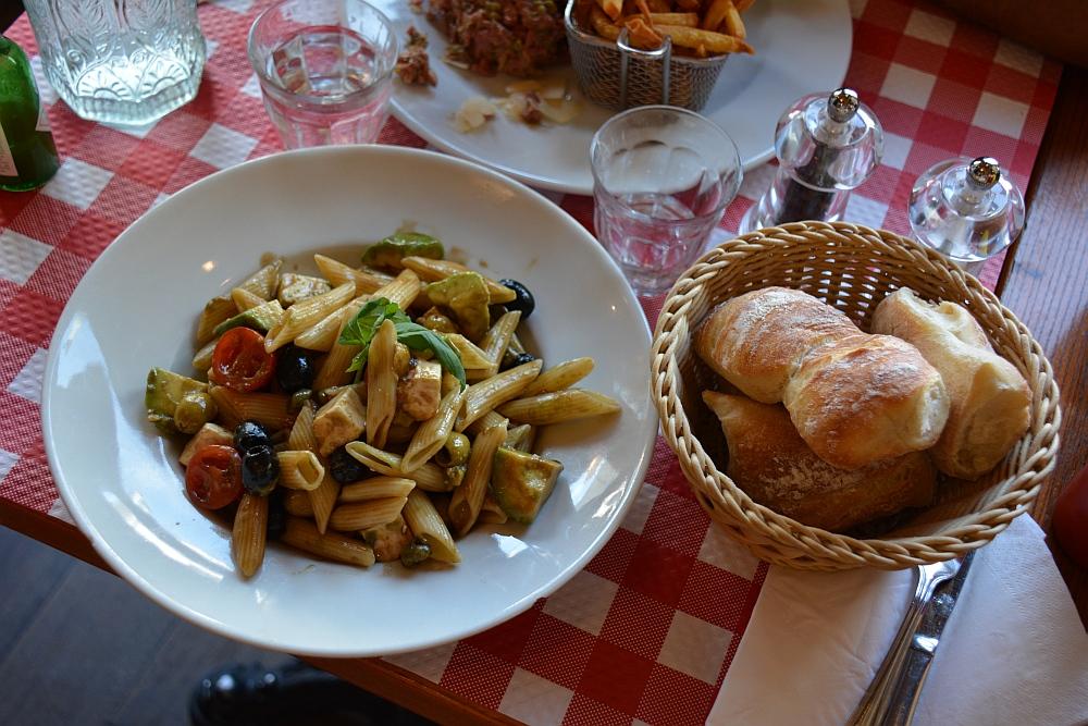 uit eten Parijs