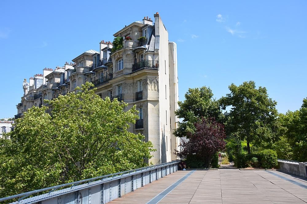 La Promenade Plantée Parijs
