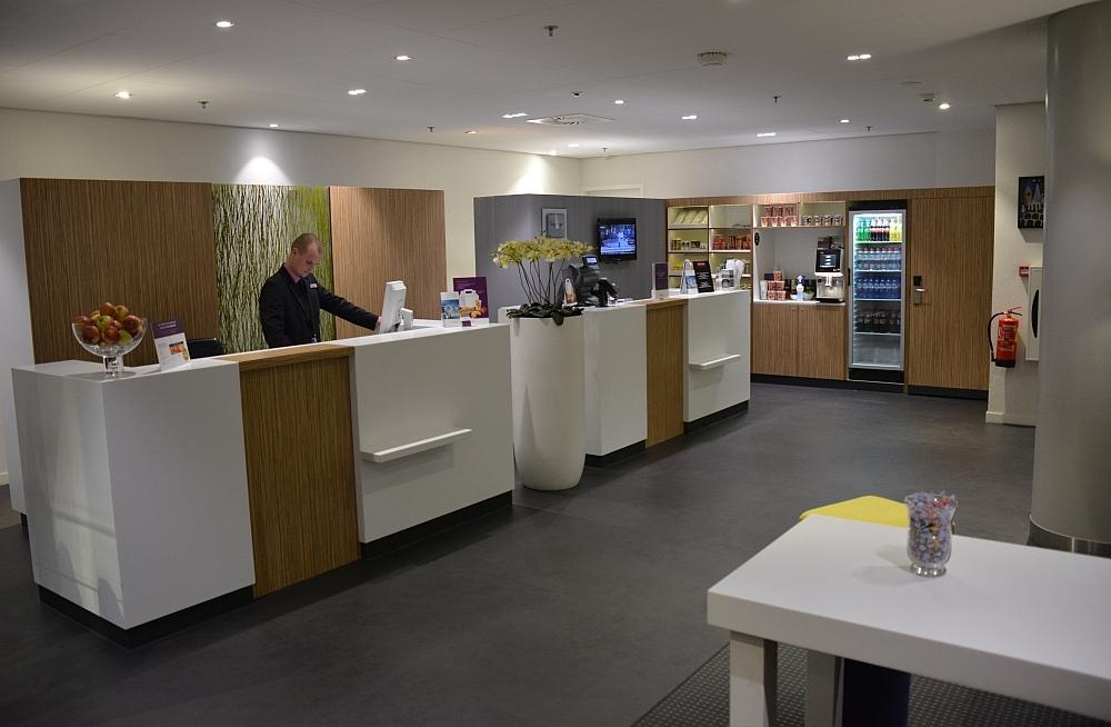 Mercure hotel Schiphol Terminal4