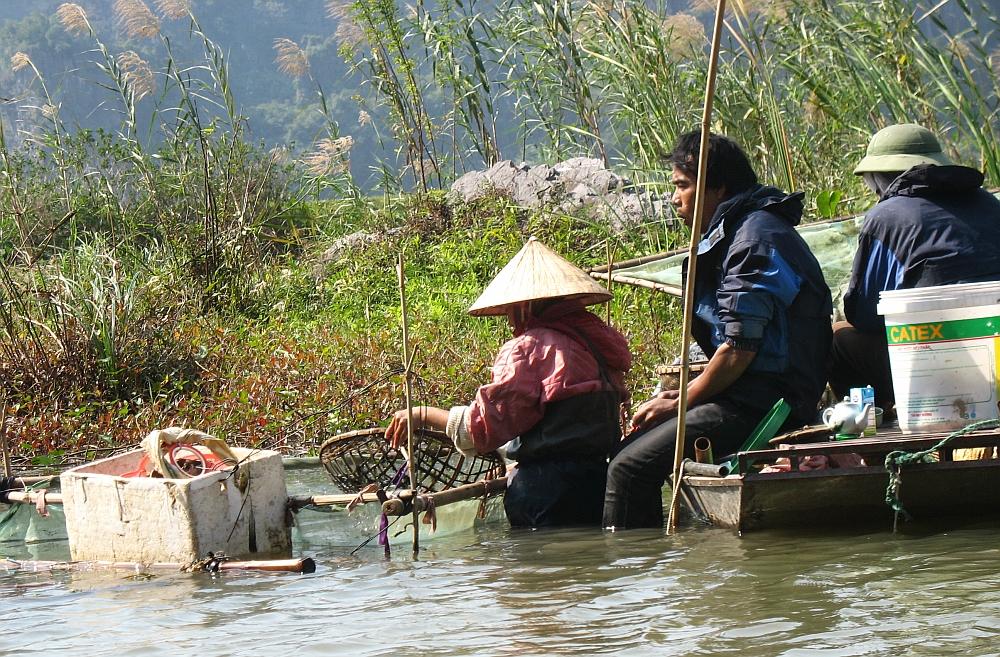 fietstocht langs de karstbergen van Ninh Binh5