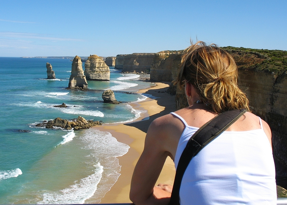 De mooiste routes in Australië de Great Ocean Road met Twelf Aposteles