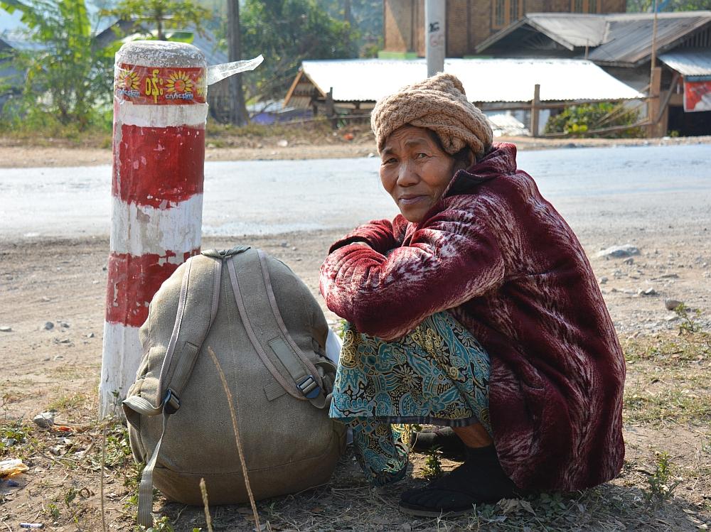 portraits of the world; Myanmar