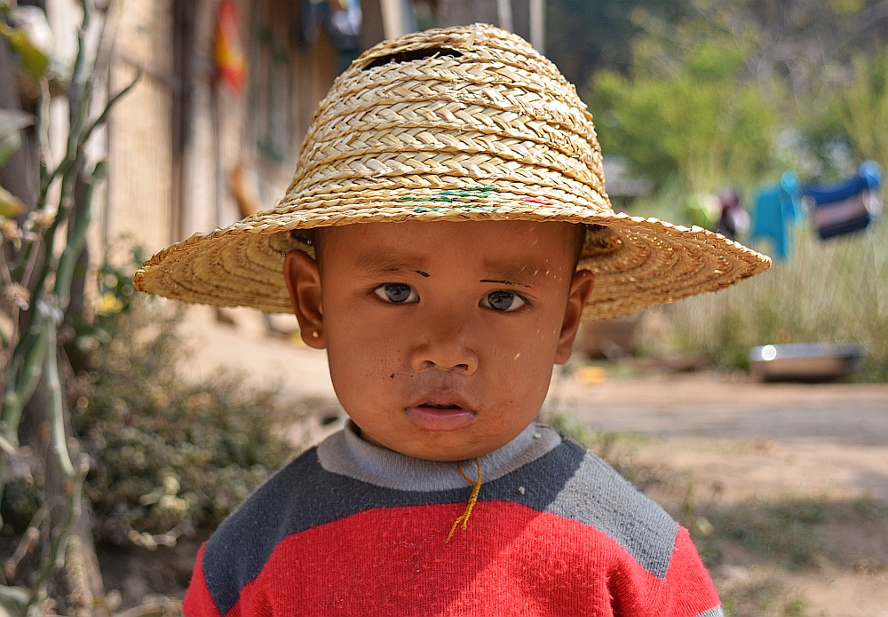 portraits of the world;  myanmar16
