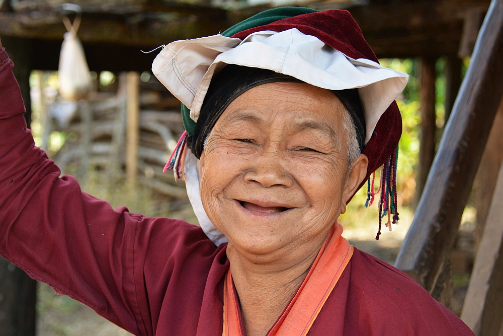portraits of the world;  myanmar21