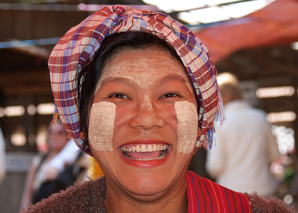 portraits of the world; myanmar41