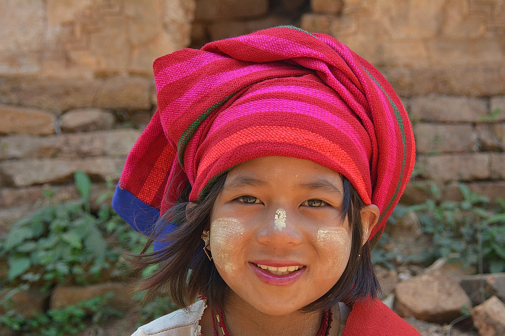 portraits of the world; myanmar7