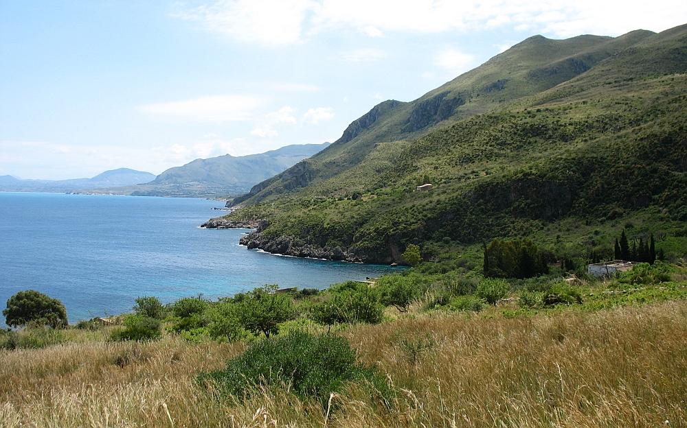 bijzondere kustwandelingen Zingaro Nature Reserve
