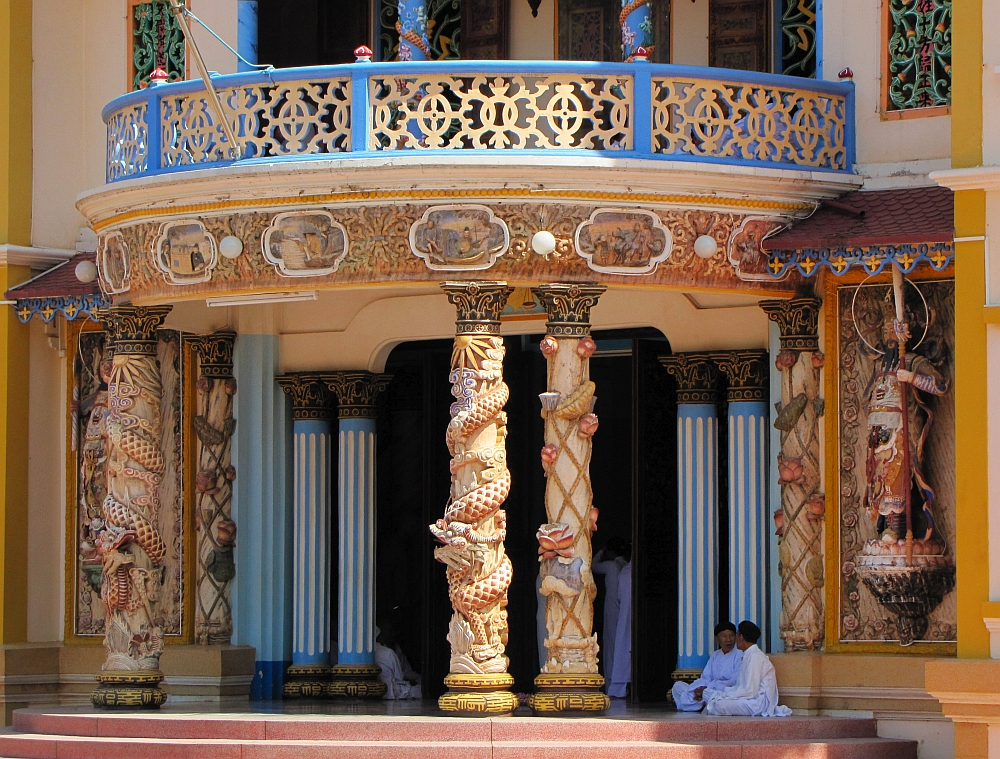 Cao Dai tempel1