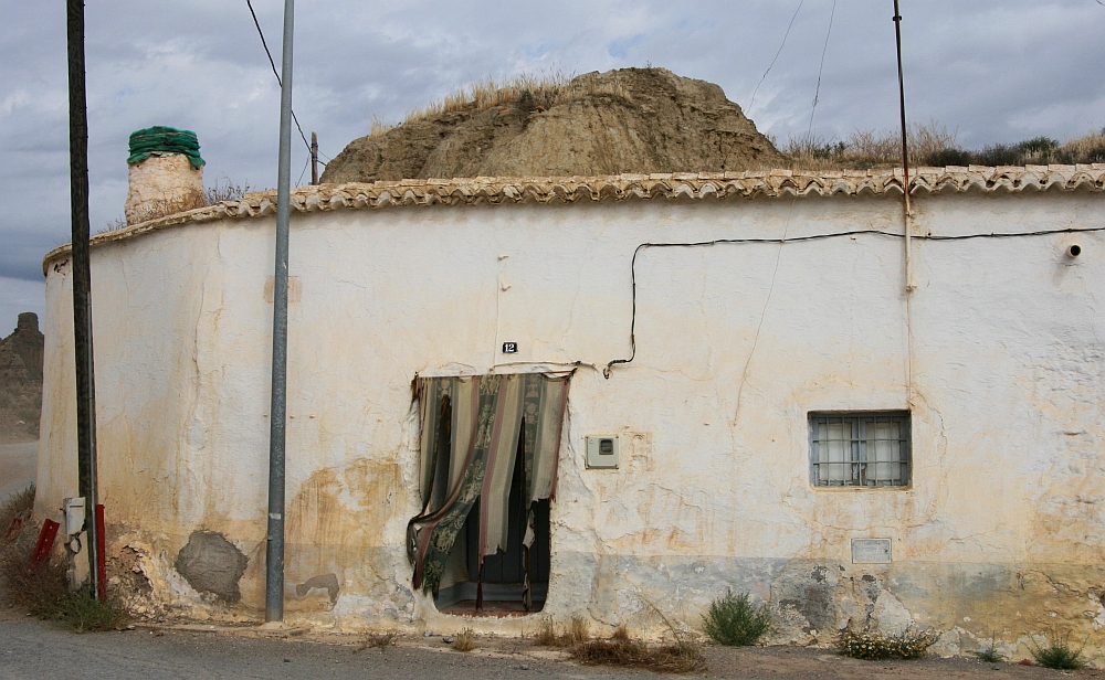 grotwoningen in Guadix2
