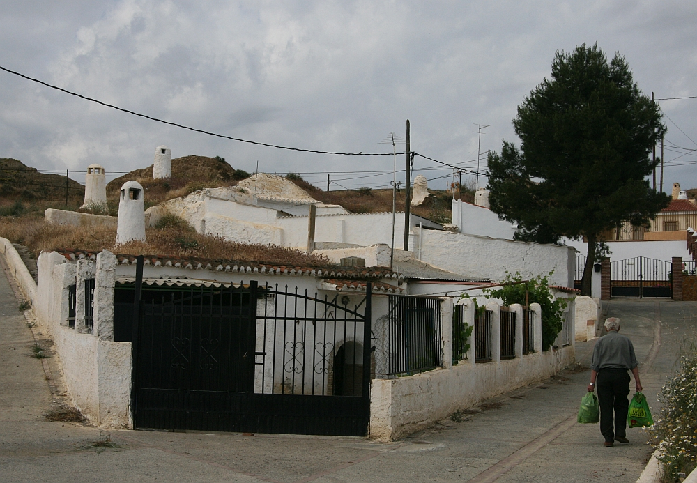 grotwoningen in Guadix3