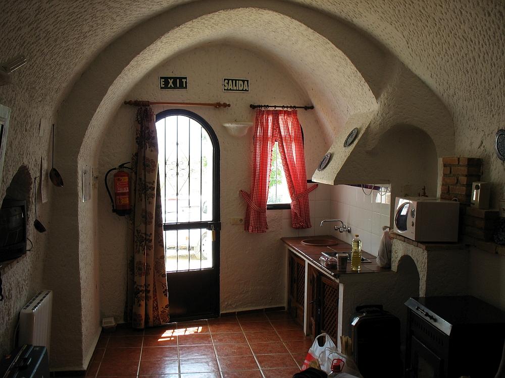 grotwoningen in Guadix4