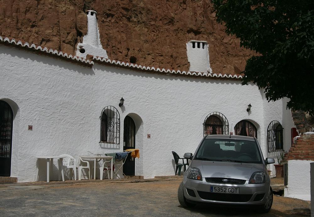 grotwoningen Guadix