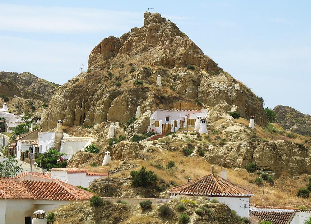 grotwoningen in Guadix6