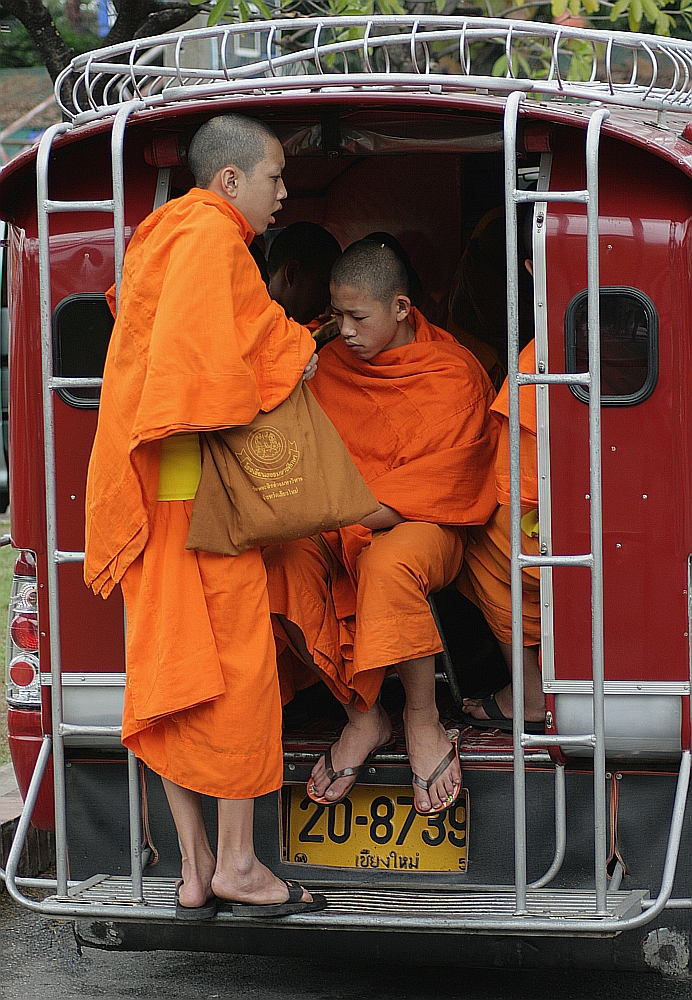 portraits of the world;  thailand12