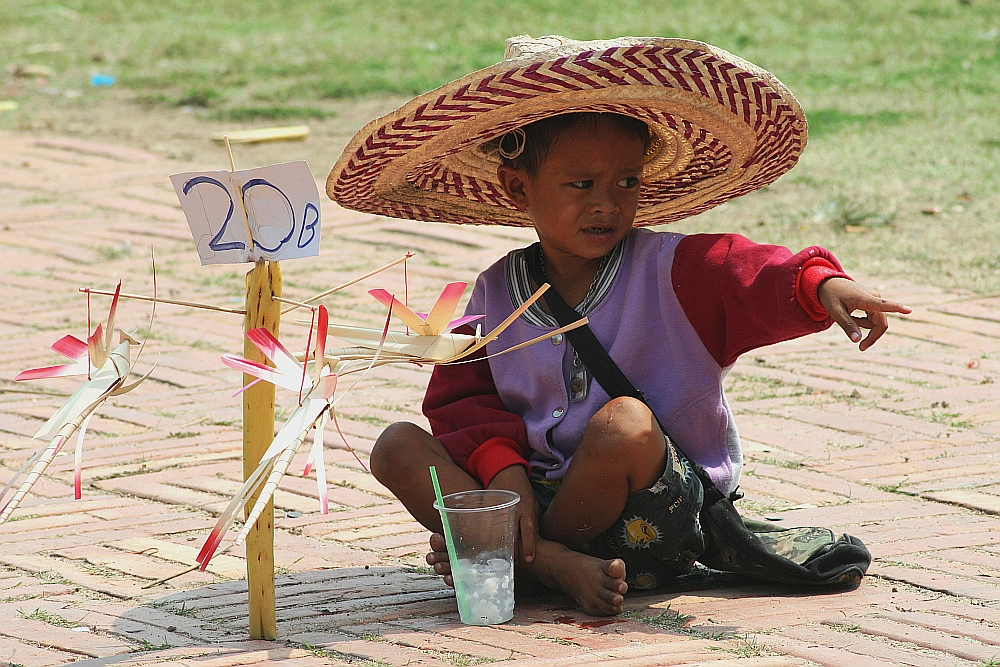 portraits of the world;  thailand20