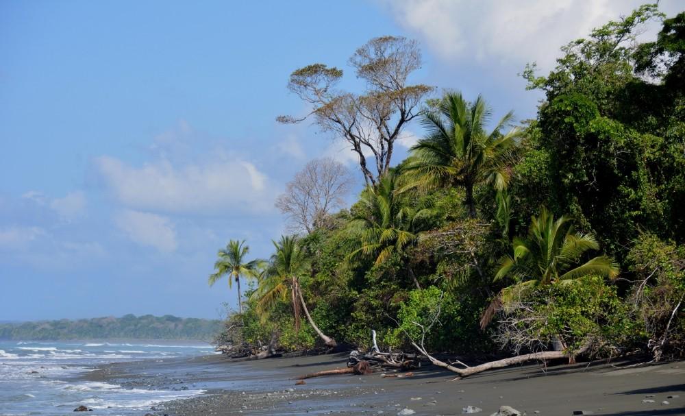 nationale parken van Costa Rica Corcovado