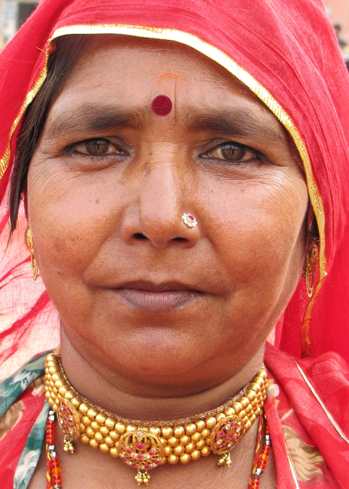 portraits of the world india