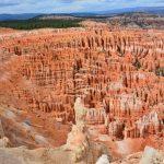 Bryce Canyon in de Verenigde Staten