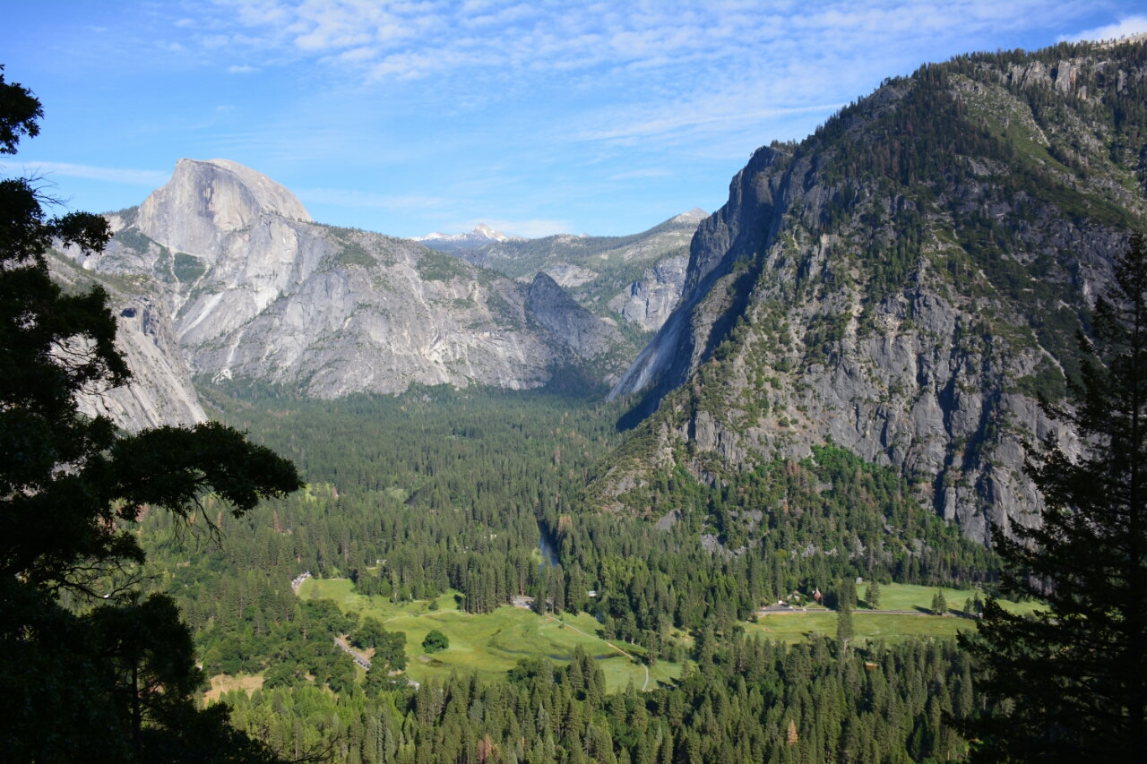 Yosemite National Park  Yosemite Valley