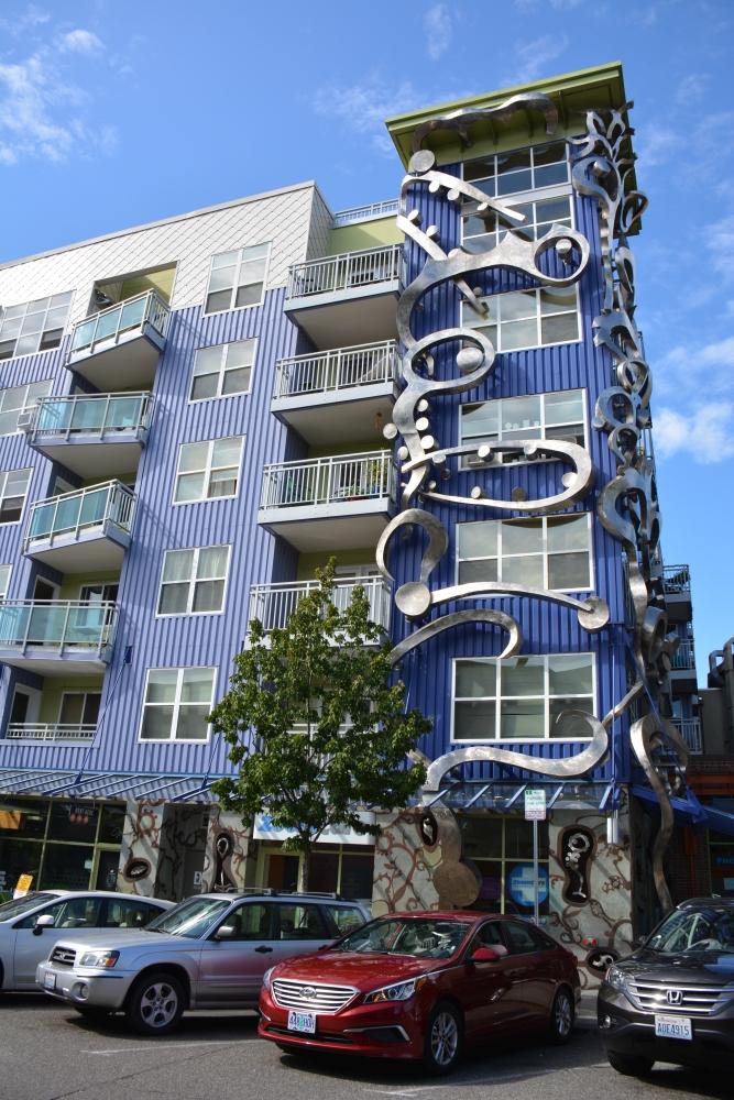 city guide voor Seattle fietsen