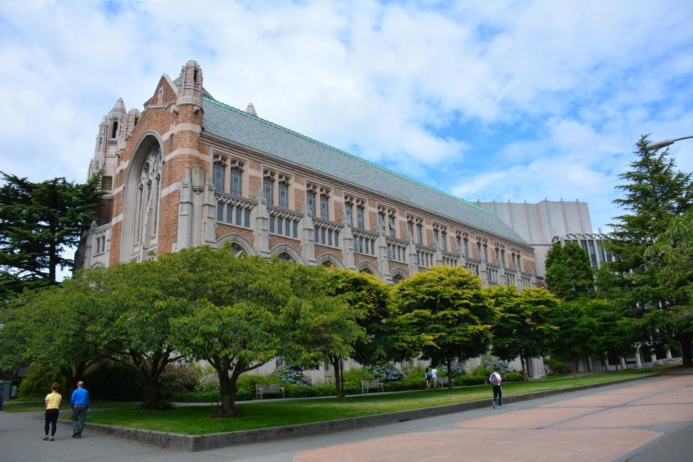 city guide voor Seattle universiteit