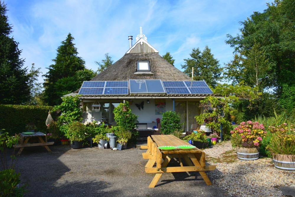 landelijk overnachten in Friesland