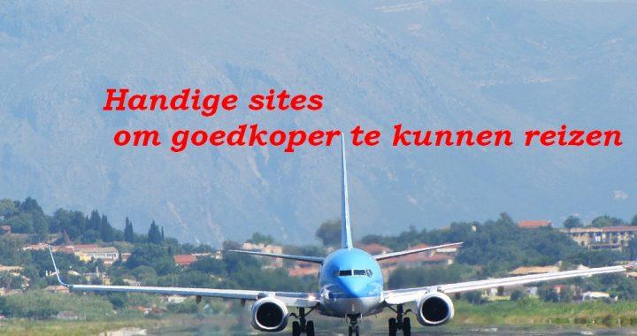 Handige sites om goedkoper te kunnen reizen