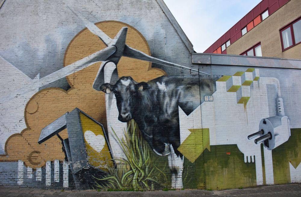 street art van Leeuwarden