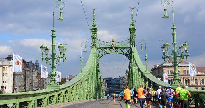 Boedapest marathon