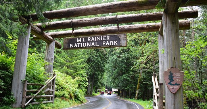 nationale parken van Amerika
