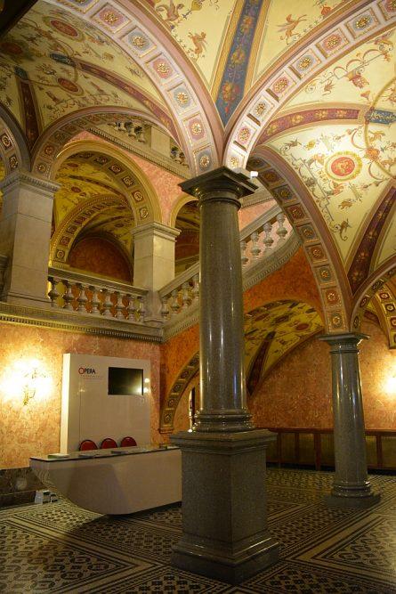 weekend Boedapest het operagebouw Boedapest