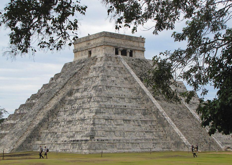 Chitzen Itza Mexico