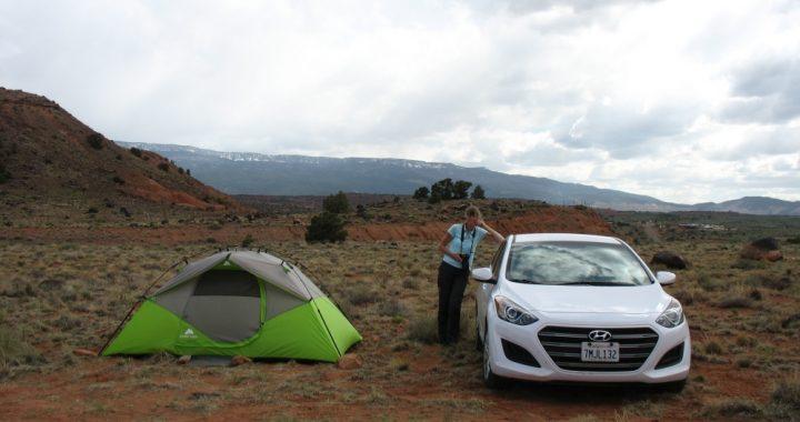 leukste campings van west Amerika