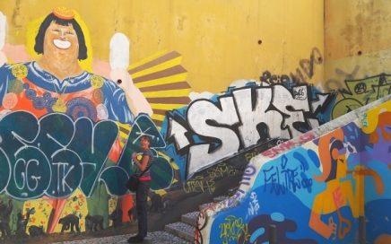 street art van Lissabon