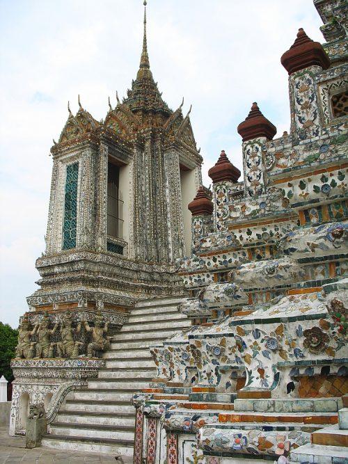 wat arun Bangkok mooiste tempels van Zuidoost Azië