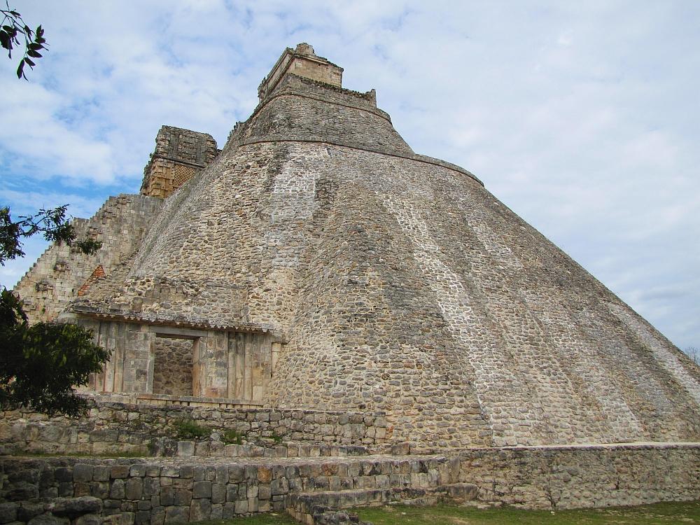 uxmal mooiste tempels van Mexico