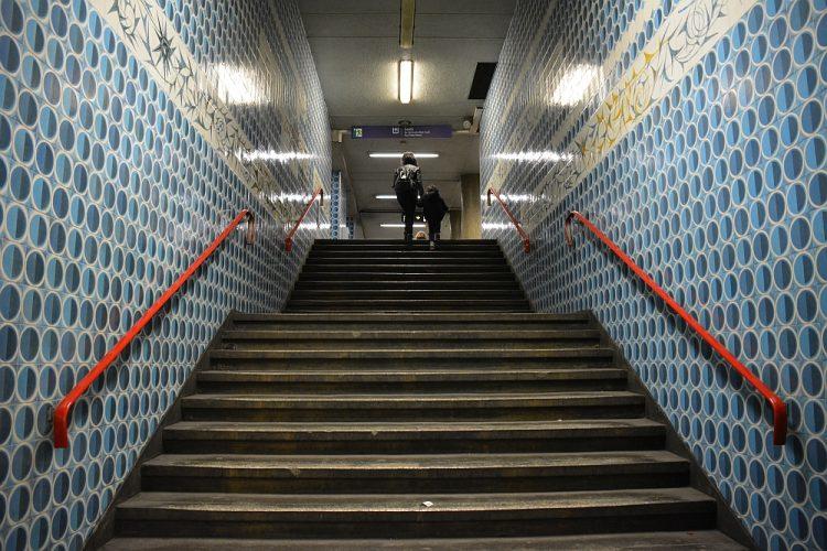 azulejos metro Lissabon